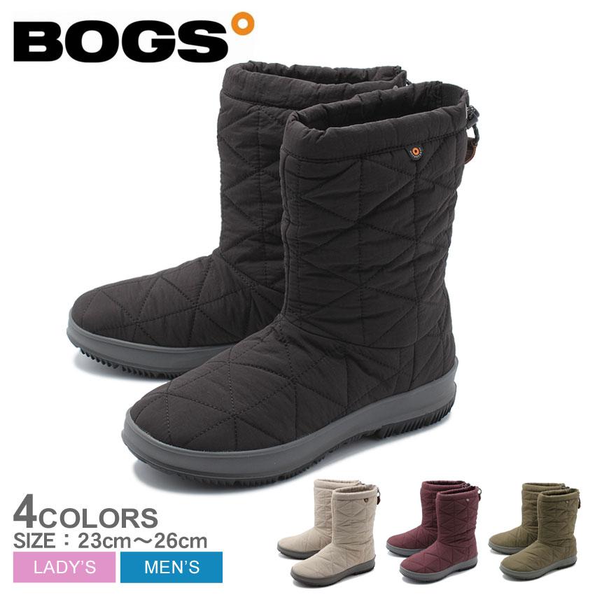 送料無料 ボグス BOGS スノーブーツスノーデイ ミッド SNOWDAY MID72238 001 050 609 301 メンズ レディース