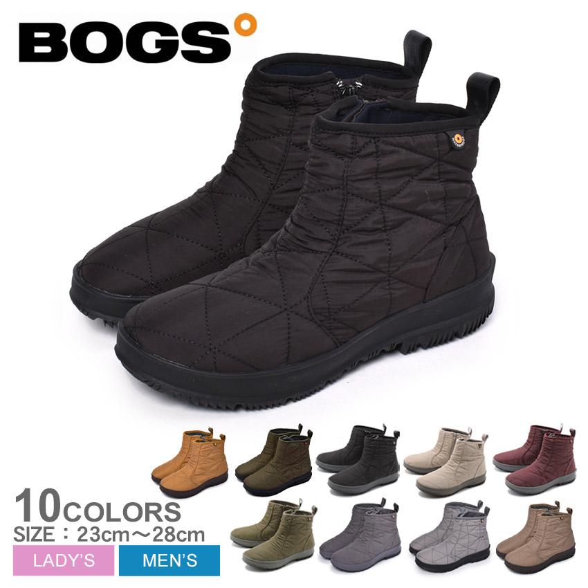 送料無料 ボグス BOGS スノーブーツスノーデイ ロー SNOWDAY LOW72239 001 050 609 301 メンズ レディース