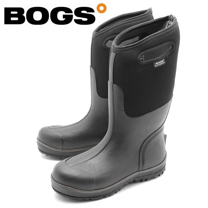 送料無料 ボグス BOGS メンズ ウルトラハイ ブラック(bogs ULTRA HIGH 51377 001)メンズ(男性用)防水 防滑 保温 [1216bogs]