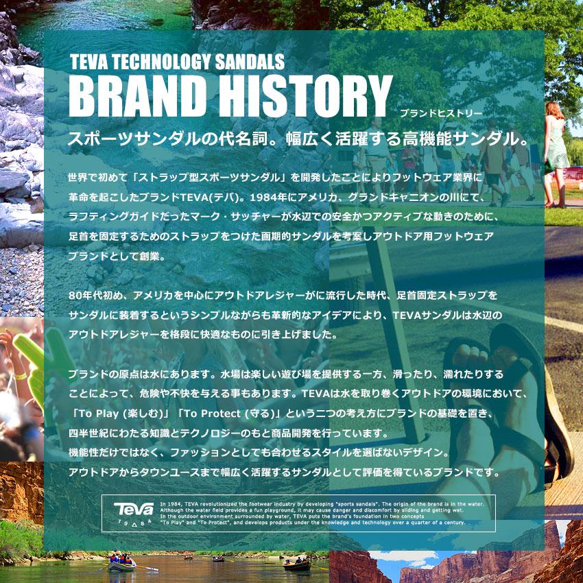 TEVA テバ サンダル ハリケーンドリフト HURRICANE DRIFT 1100270 メンズ テヴァ ストラップサンダル スポーツサンダル ビーチサンダル キャンプ アウトドア 海 川 軽量 スポサン 黒 白