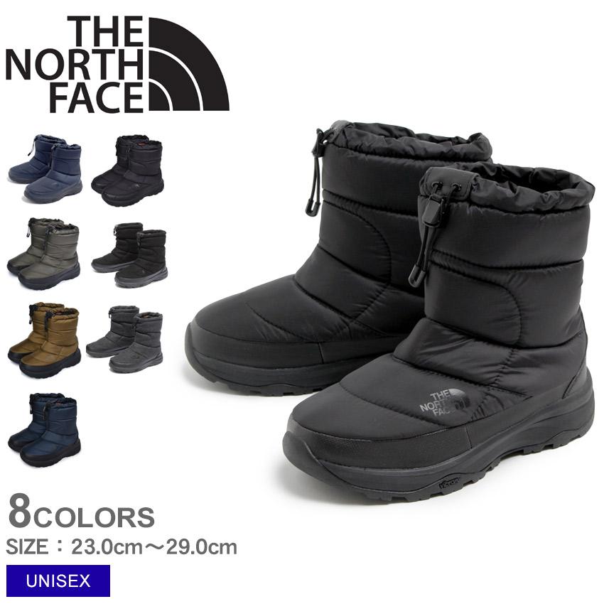 送料無料 THE NORTH FACE ザ ノース フェイス ブーツヌプシブーティー ウォータープルーフ VI NUPTSE BOOTIE WP6NF51873 レディース