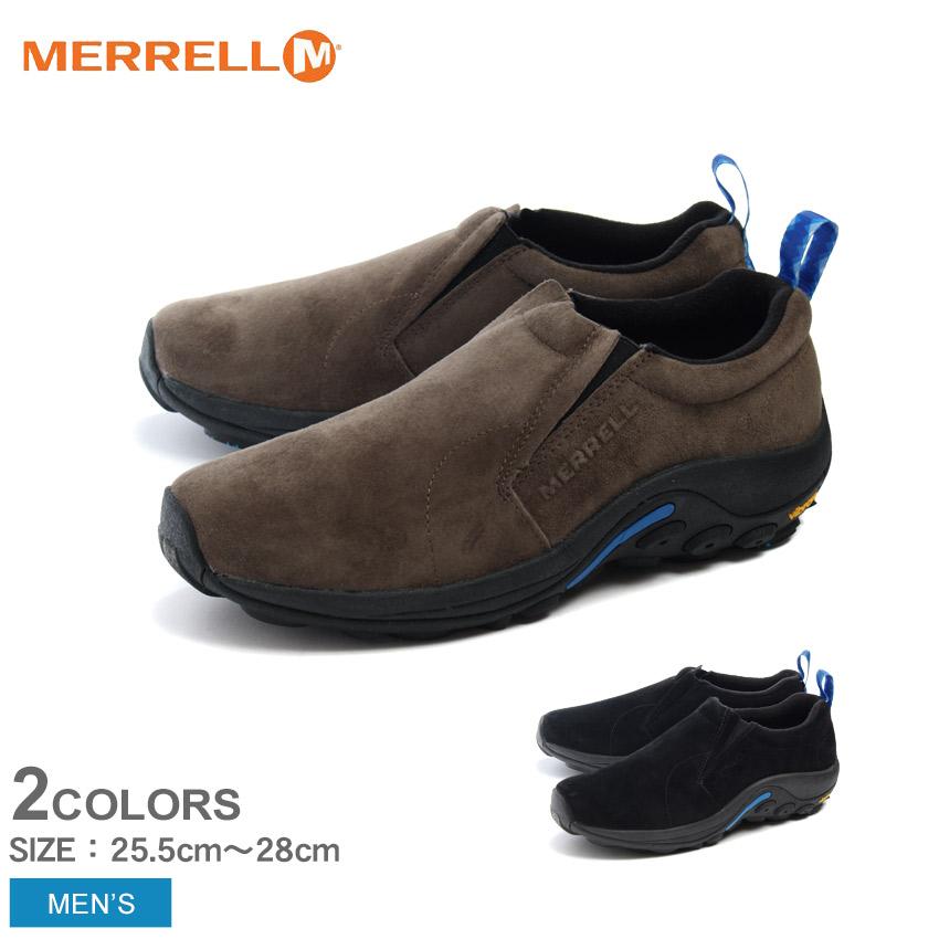 送料無料 メレル MERRELL カジュアルシューズ ジャングル モック アイスプラス 全2色(MERRELL J37829 J37827 JUNGLE MOC ICE+)メンズ(男性用) 靴 シューズ アウトドア スポーツ 運動