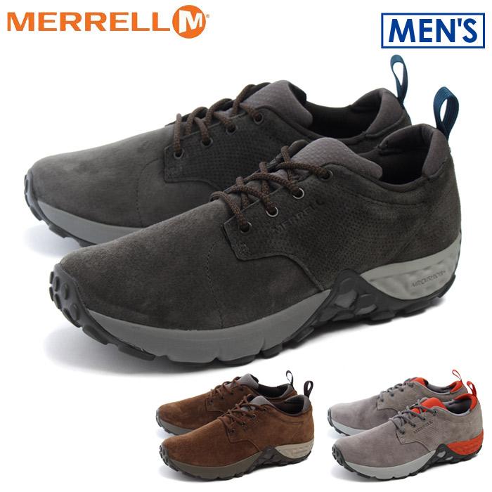 送料無料 メレル MERRELL カジュアルシューズ ジャングル レース エーシープラス 全3色(MERRELL J92023 J91717 J91713 JUNGLE LACE AC+)メンズ(男性用) 靴 シューズ アウトドア スポーツ 運動