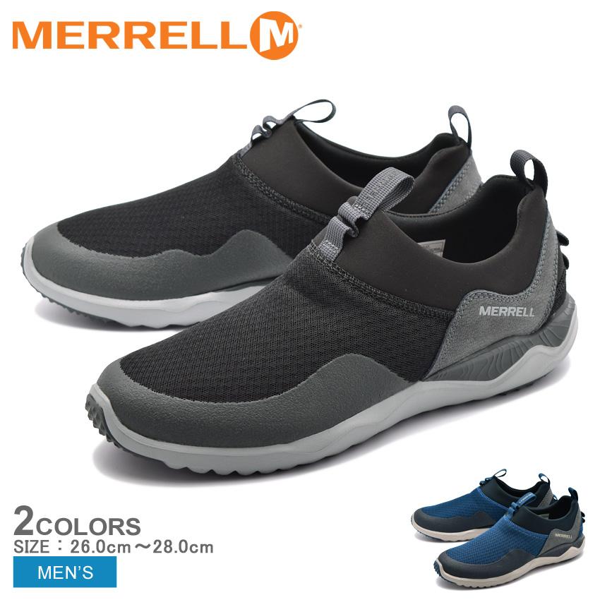 送料無料 MERRELL メレル スリッポン 全2色1シックス8メッシュモック  J91361 J91363 メンズ