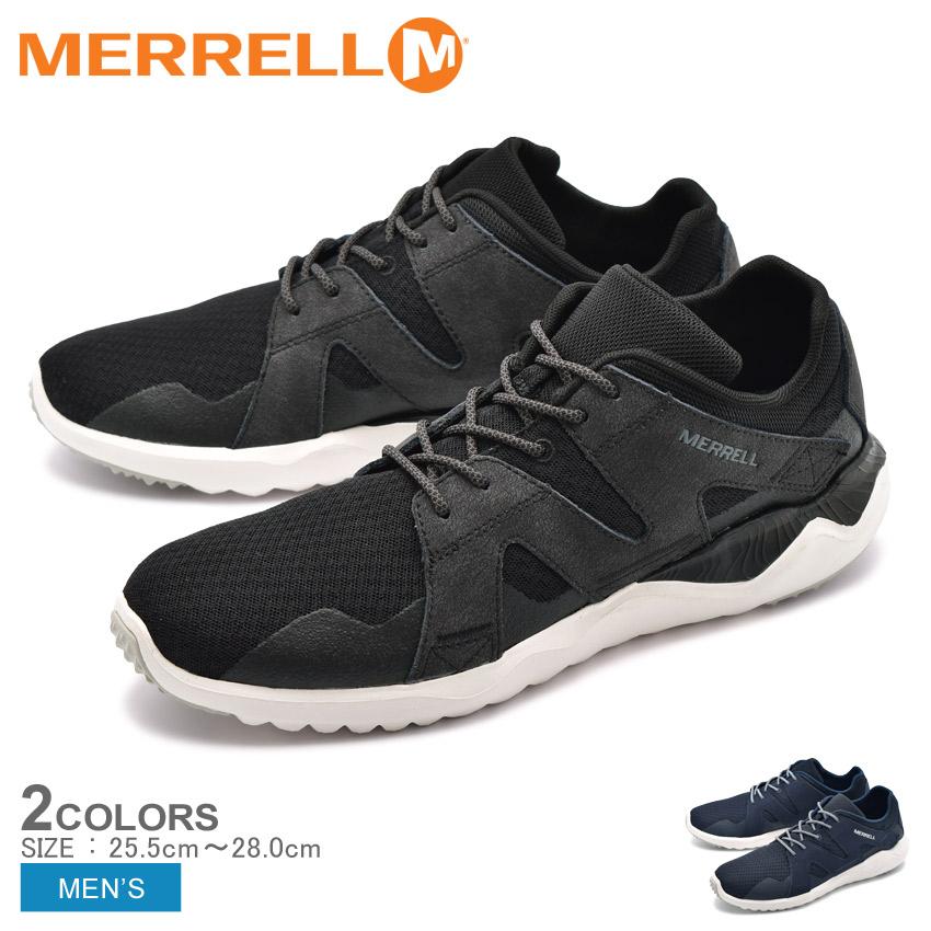 送料無料 MERRELL メレル スニーカー 全2色1シックス8メッシュ  J92045 45927 メンズ