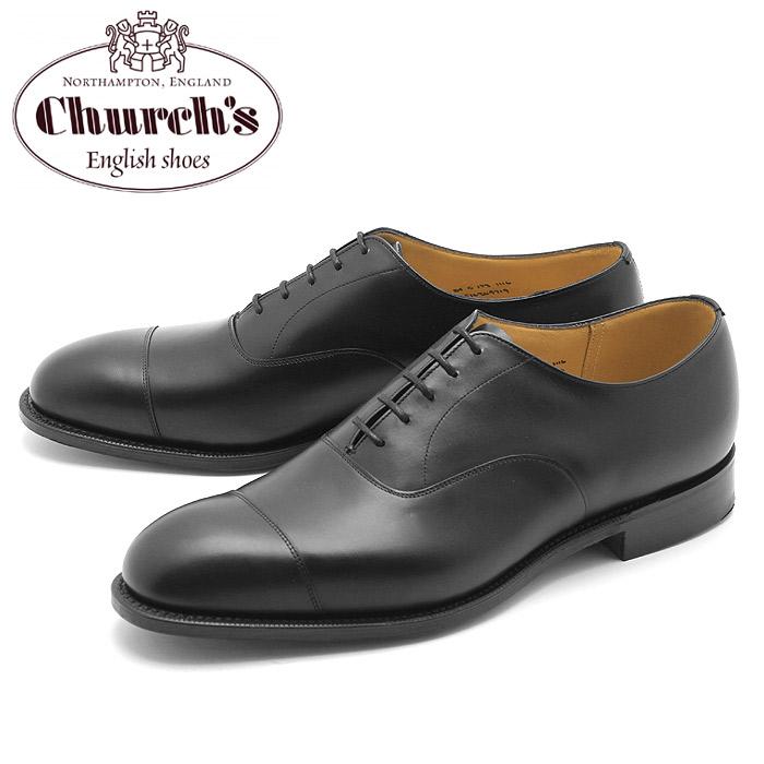 送料無料 チャーチ CHURCHS ドレスシューズ コンサル 173 ブラックCHURCH'S CONSUL 173 CF16349719 EEB003靴 革靴 オックスフォードシューズ レザーシューズ ストレートチップ 黒メンズ