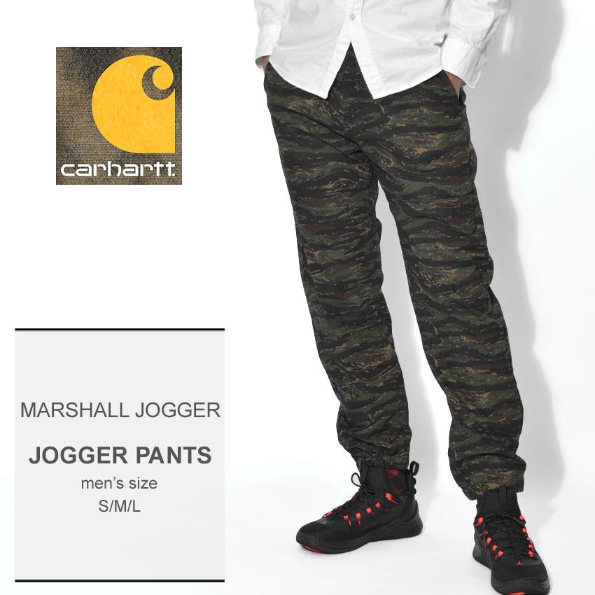 送料無料 CARHARTT カーハート ジョガーパンツ カモマーシャル ジョガー MARSHALL JOGGERI020008 90002 メンズ