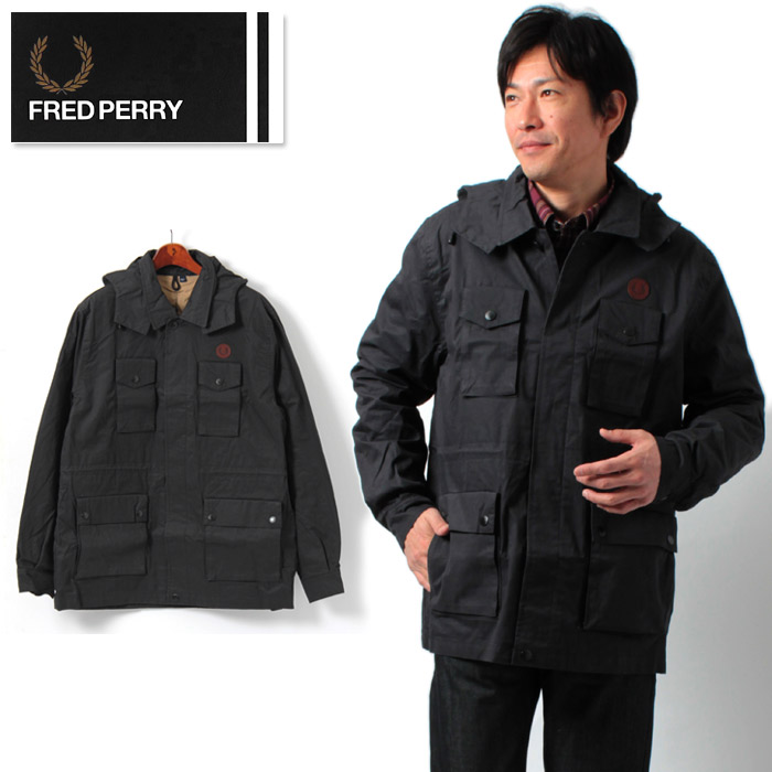 fred perry mens winter coats tradingbasis. Black Bedroom Furniture Sets. Home Design Ideas