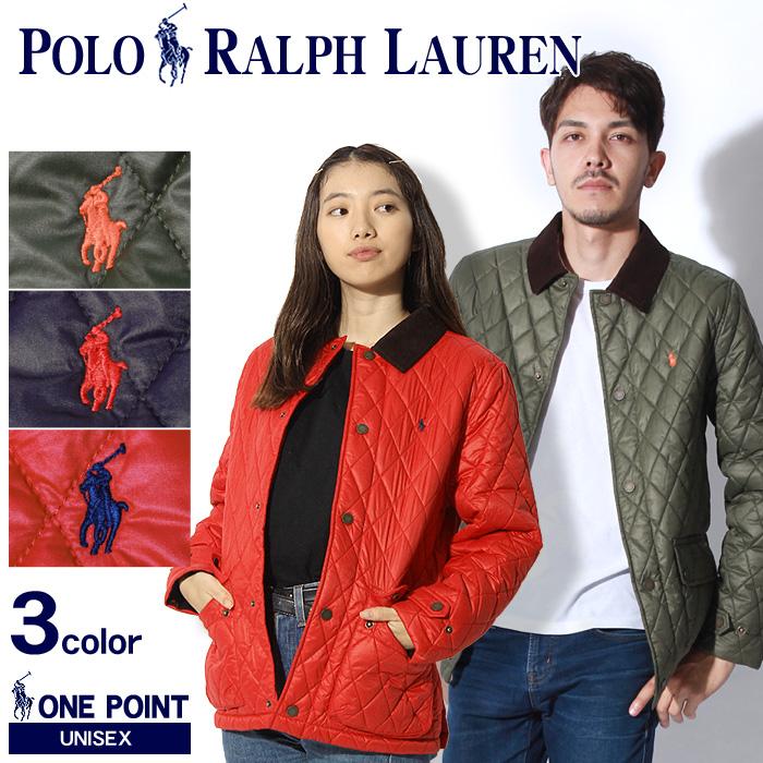 送料無料 POLO RALPH LAUREN ポロ ラルフローレン ワンポイント マット マイクロファイバー ジャケット 全3色FALL II 323 669983 003 002 001アウター ブルゾン コート トップス 青 赤メンズ レディース