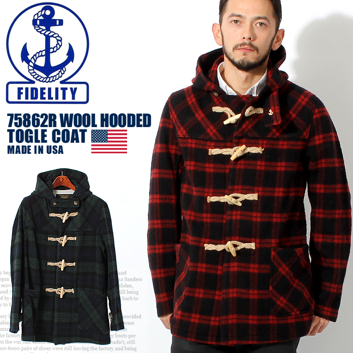 z-craft | Rakuten Global Market: Fidelity FIDELITY toggle coat ...