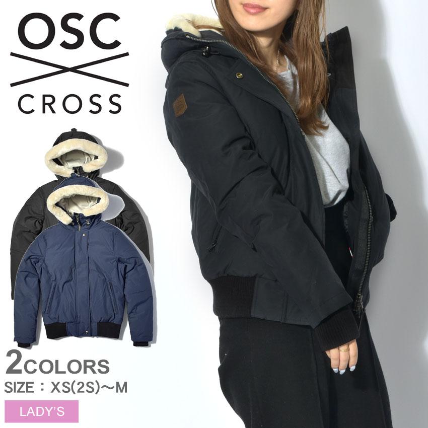 送料無料 OSC CROSS オーエスシークロス ダウンジャケットカナタ KANATAW36CX レディース