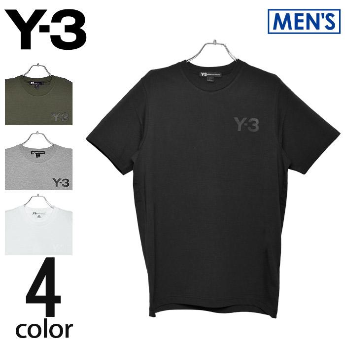 送料無料 アディダス Y-3 ADIDAS Tシャツ Y-3 クラシック TEE ブラック 他全4色Y-3 CLASSIC TEE CE8740 CF0441 CE8742 CE8741半袖 スポーツ シンプル 黒 白 メンズ
