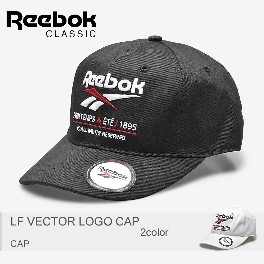 291893fdd69 楽天市場】【メール便可】REEBOK リーボック 帽子 LF ベクター ロゴ ...