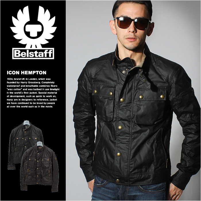 Belstaff Icon Jacket