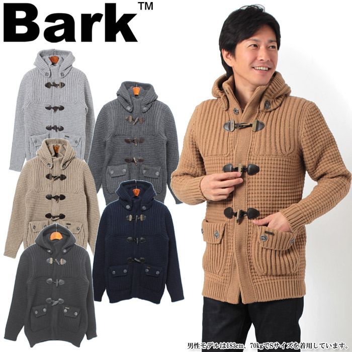 z-craft | Rakuten Global Market: Bark BARK nit Duffle MS short ...