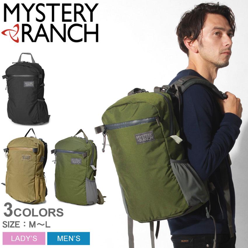 送料無料 MYSTERY RANCH ミステリーランチ バッグパック 全2色ストリートファイター M/Lサイズ101847 102465 メンズ レディース リュック コーデュラナイロン カジュアル 小物