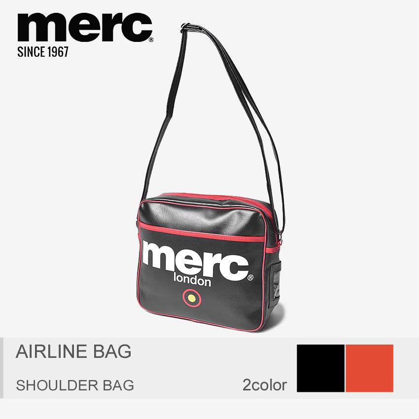 送料無料 MERC メルクロンドン ショルダーバッグエアライン バッグ AIRLINE BAG1004107 1 8 メンズ レディース