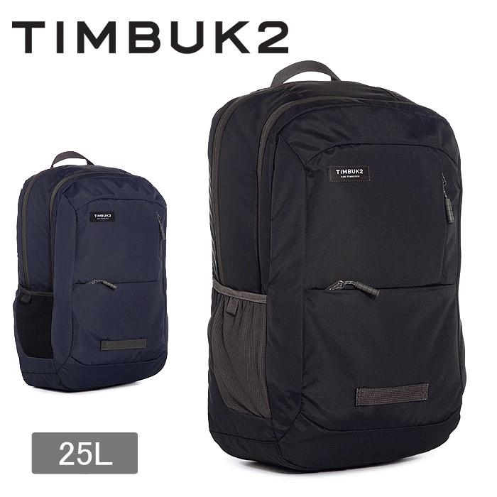 送料無料 ティンバックツー TIMBUK2 リュックサック パークサイドパック 25L ジェットブラック 他全2色(TIMBUK2 384-3 6114 5675 Parkside Laptop Backpack) ブランドバッグ アウトドア スポーツバッグ バック 黒