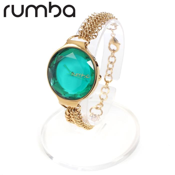 送料無料 ルンバタイム (RUMBATIME) オーチャード チェインORCHARD CHAIN 02960アナログ 腕時計 チェーン ブレスレッド風 クォーツ アクセサリー プレゼント レディース(女性用)