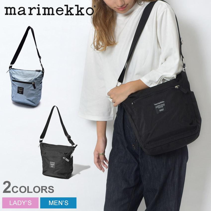 送料無料 MARIMEKKO マリメッコ ショルダーバッグ 全2色PAL ショルダーバッグ PAL SHOULDER BAG26991 900 999 メンズ レディース