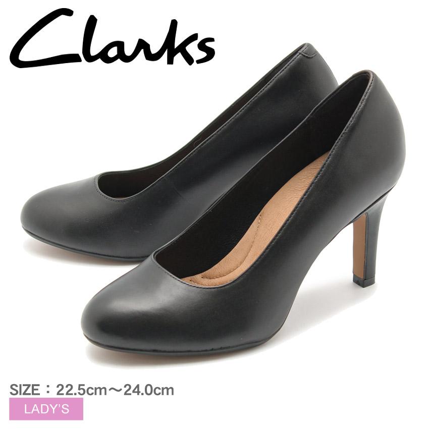 クラークス アルチザン ヘブンリー スター ブラック (clarks artisan heavenly stars 26121422) ハイヒール 本革 レザー シューズ 靴 ビジネス カジュアル パーティー 黒 レディース 女性 誕生日プレゼント 結婚祝い ギフト おしゃれ