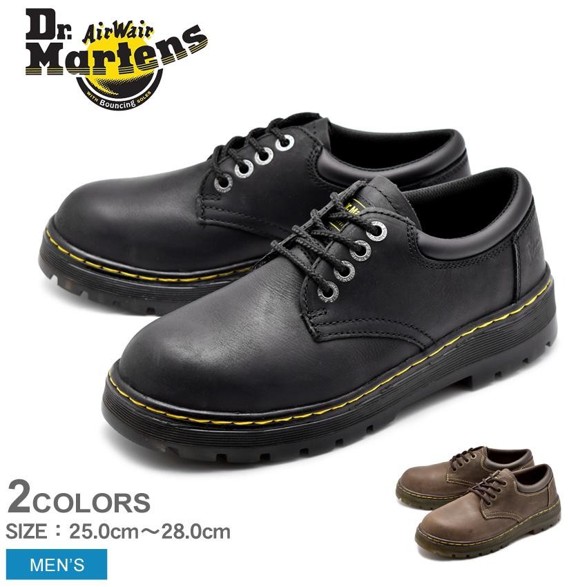 DR.MARTENS ドクターマーチン セーフティーシューズ ボルト スチールトゥ BOLT STEEL TOE R16799001 R16800201 メンズ 安全靴