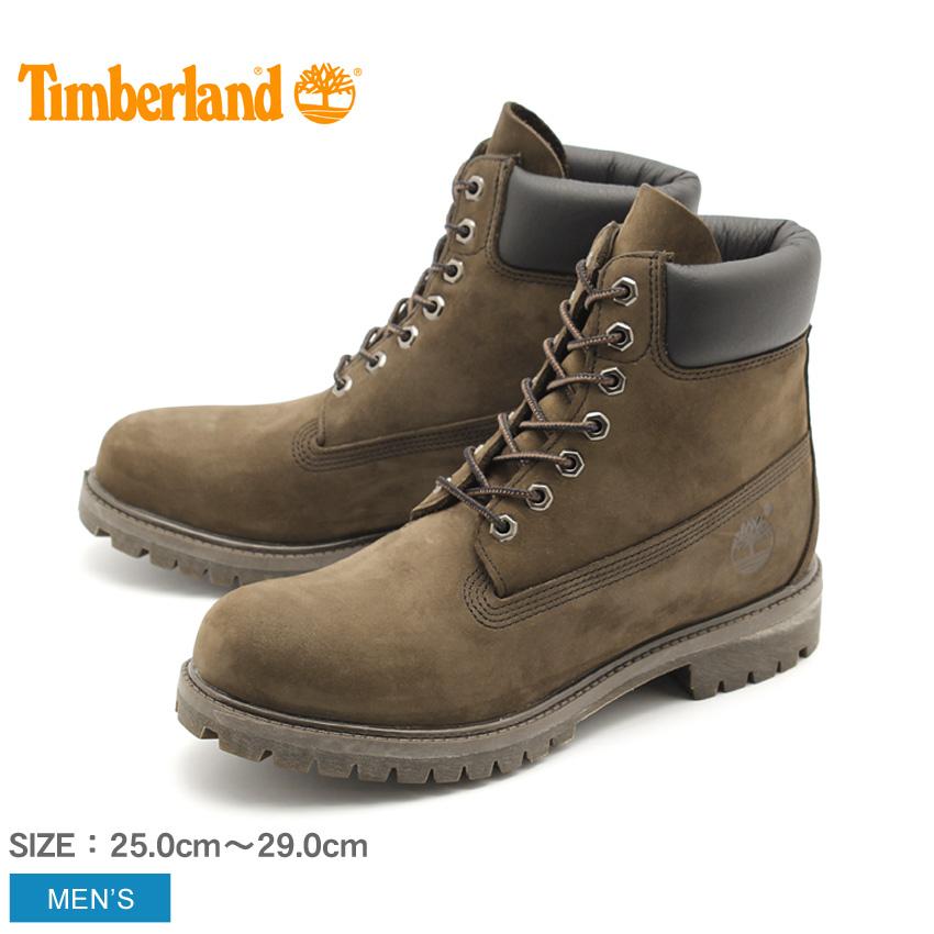 【クーポン配布中】ティンバーランド 6インチ プレミアム ブーツ ダークブラウン (timberland 6inch premium boot TB010001 214) 防水 レザー 本革 ワーク カジュアル シューズ 靴 メンズ 男性 誕生日プレゼント 結婚祝い ギフト おしゃれ