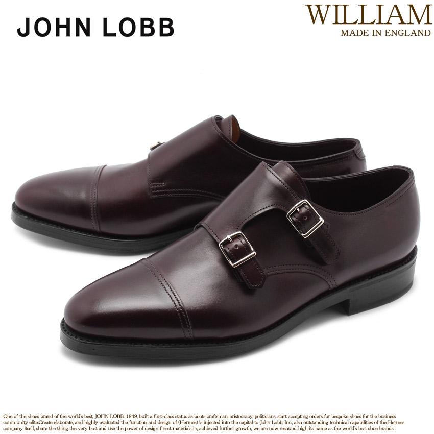【クーポン配布中】JOHN LOBB ジョンロブ ドレスシューズ ブラウン ウィリアム WILLIAM 228192L 5U メンズ ブランド フォーマル カジュアル ビジネス ベルト オフィス スーツ レザー 紳士靴 革 定番 革靴 誕生日 プレゼント ギフト