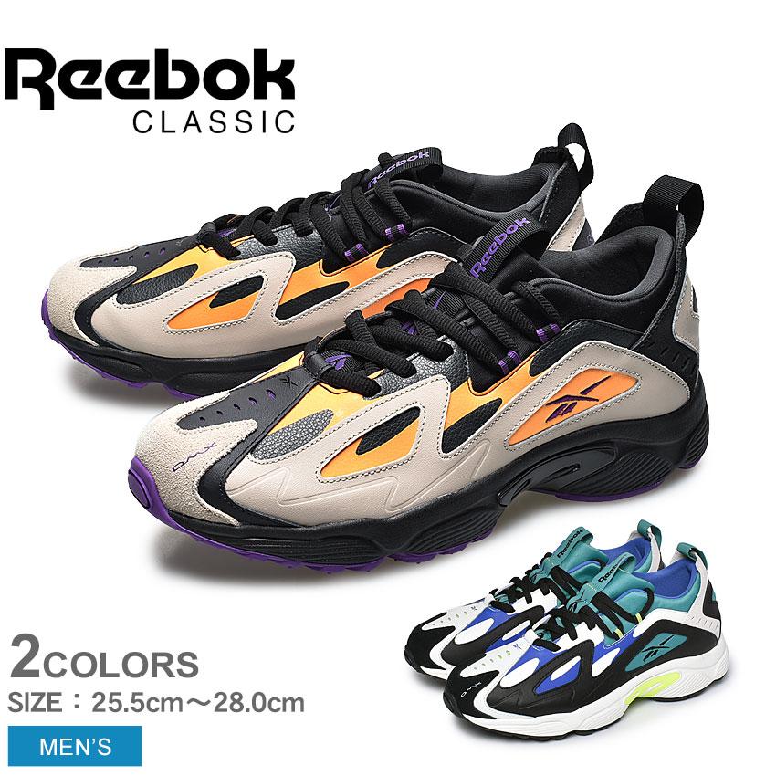 REEBOK Reebok sneakers DMX series 1200 DMX SERIES 1200 men's shoes shoes  sports sneakers outdoor running walking casual brand training campaign  black