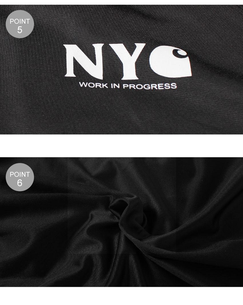 カーハート NYC トラック ジャケット (CARHARTT NYC TRACK JACKET) ジャージ アメカジ カジュアル ストリート スポーツ アウター メンズ 男性 誕生日プレゼント 結婚祝い ギフト おしゃれ