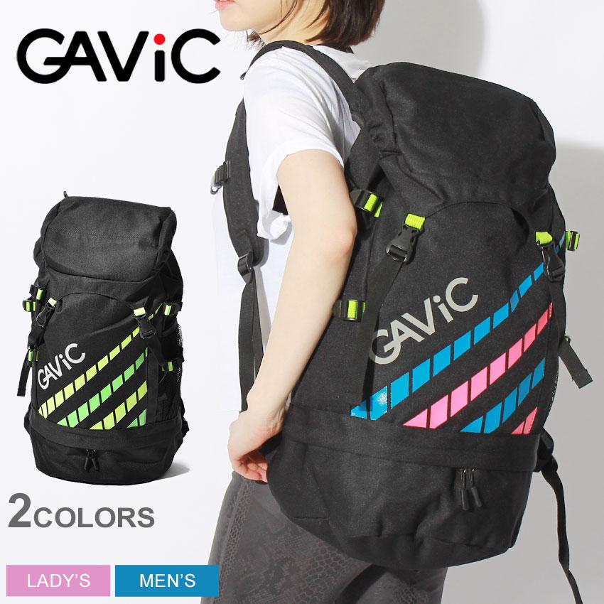 GAVIC ガビック バックパック トップホールド バックパック TOPHOLD BACKPACK メンズ レディース 鞄 リュック ロゴ サッカー フットサル スポーツ シンプル カジュアル 黒 誕生日 プレゼント ギフト