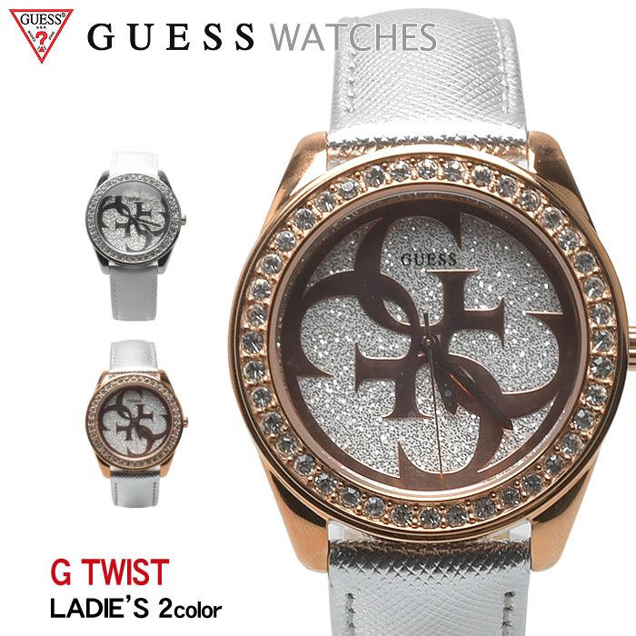 【MAX350円クーポン配布】ゲス ウォッチ ジー ツイスト (guess watch g twist W0627) 腕時計 デジタル クオーツ カジュアル アクセサリー 小物 内祝い 誕生日プレゼント 結婚祝い ギフト おしゃれ