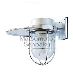 松本船舶照明器具 マリンランプ 1F-RF-S (1号フランジリフレクト) 屋外灯 その他屋外灯 ランプ別売 電球形蛍光灯