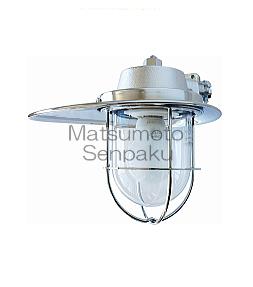 松本船舶照明器具 マリンランプ R1B-RF-S (R1号ブラケットリフレクト) 屋外灯 その他屋外灯 LED