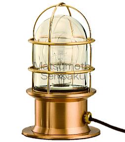 松本船舶照明器具 マリンランプ RNE-DK-G (Rネオデッキ ゴールド) 屋外灯 その他屋外灯 LED