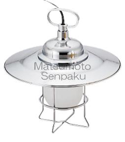 松本船舶照明器具 マリンランプ TB-RT-S (テーブルライト シルバー) スタンド LED【smtb-TK】【setsuden_led】