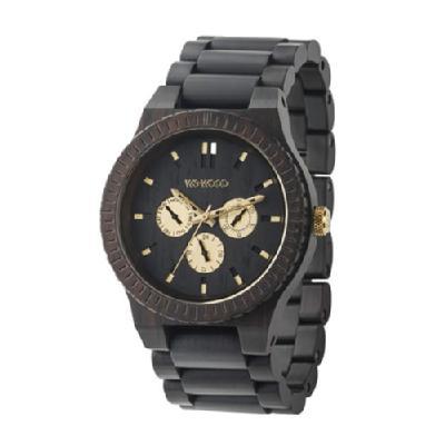 木製 木の時計 ウィーウッド WEWOOD KAPPA BLACK RO 送料無料