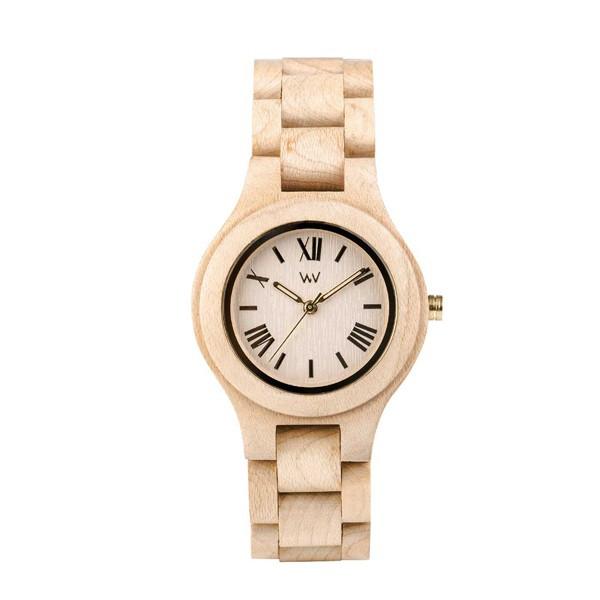 木製 木の時計 ウィーウッド WEWOOD ANTEA BEIGE 送料無料