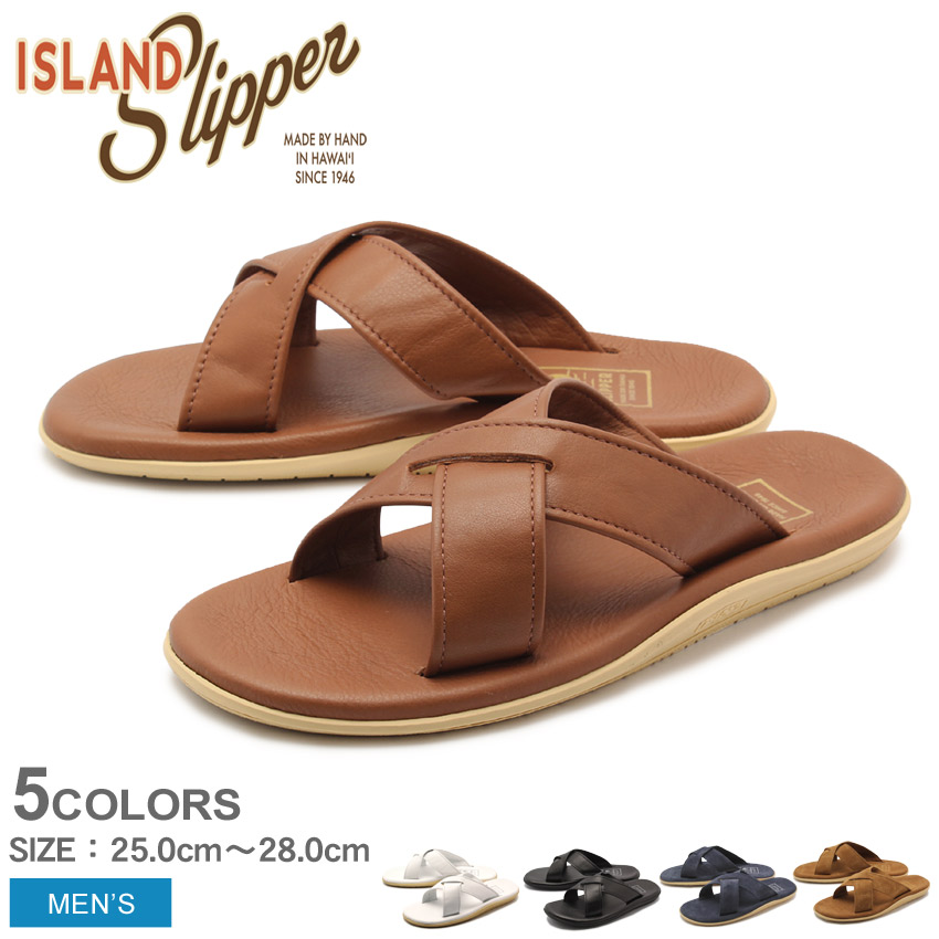 ISLAND SLIPPER アイランドスリッパ サンダル 全5色スライド SLIDEPT223 メンズ