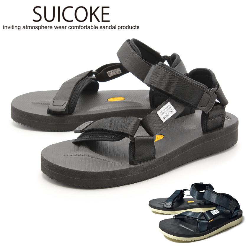 スイコック SUICOKE サンダル DEPA-V2 全2色 (SUICOKE DEPA-V2 OG-022V2 11 1) スポーツサンダル ビーチサンダル アウトドア メンズ レディース