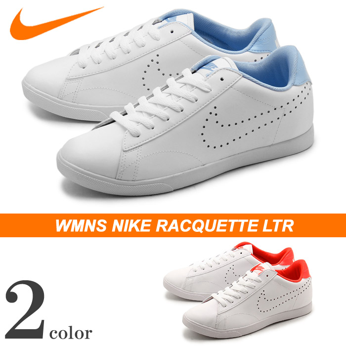 Nike NIKE sneakers Womens bracket LTR total 2 color (WMENS of NIKE 454412  NIKE RACQUETTE 112 and 116 LTR) low cut shoes casual shoes ladies (ladies).