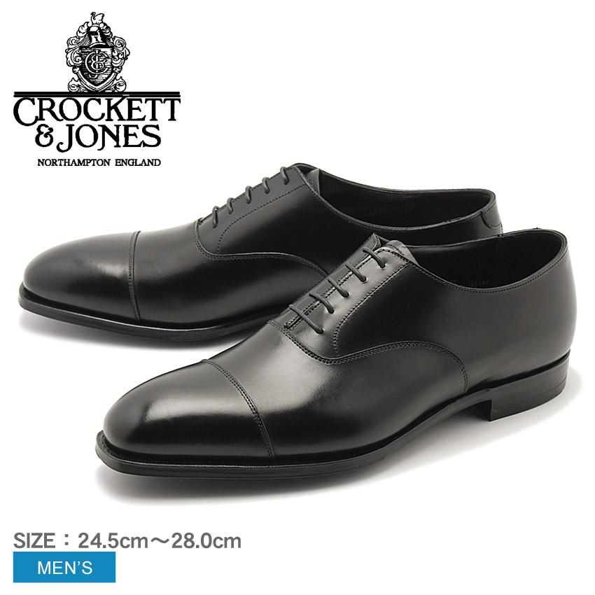 CROCKETT&JONES クロケット&ジョーンズ ドレスシューズ ブラックAUDLEY オードリー9447-2015-07 メンズ アウトドア