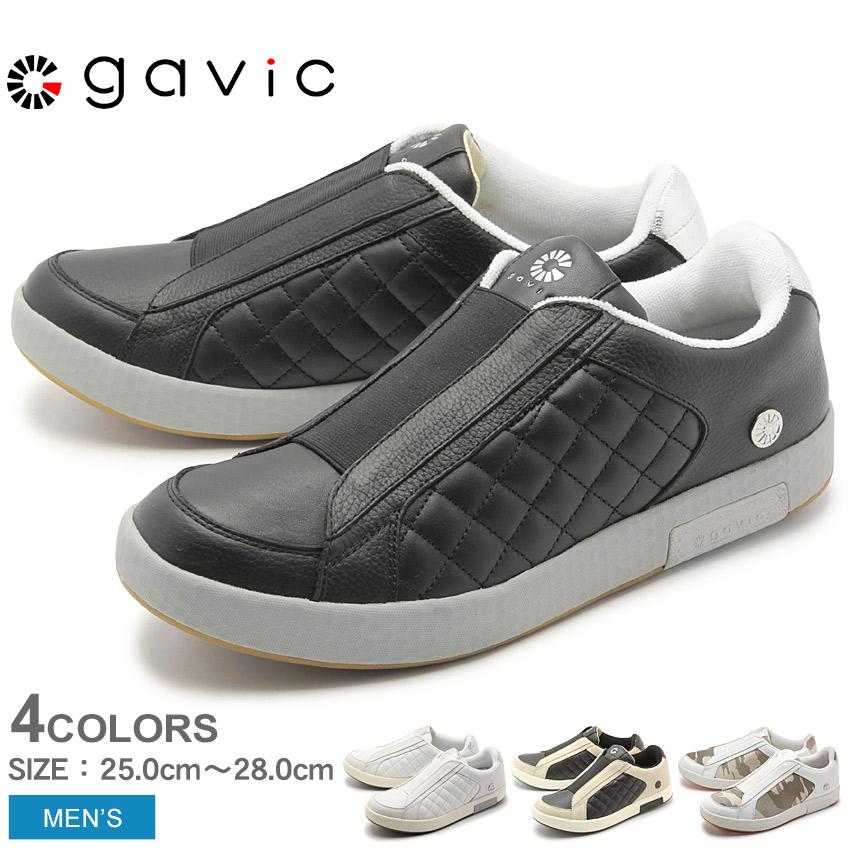 ガビック スニーカー シヴァ 全4色 (GAVIC LIFE STYLE SIVA GVC003) 靴 シューズ スリッポン カジュアル 軽量 EVA ライフスタイル 黒 メンズ 男性