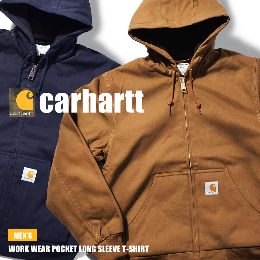 CARHARTT カーハート パーカーアクティブ ジャケット ACTIVE JACKETI023083 4 21 メンズ