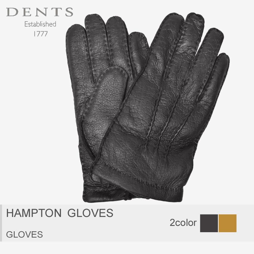 DENTS デンツ 手袋ハンプトン グローブ HAMPTON GLOVES15-1564 メンズ