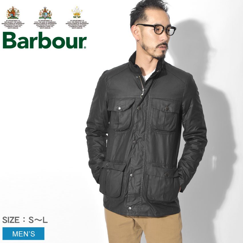 BARBOUR バブアー ジャケット ブラック CORBRIDGE WAX JACKET MWX0340 BK91 メンズ バーブァー ウェア ブランド トップス カジュアル タウンユース ベーシック クラシック おしゃれ 黒 長袖