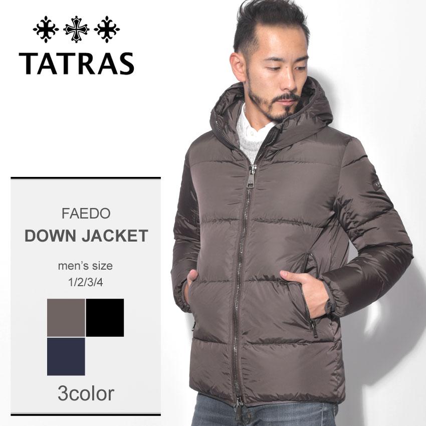 送料無料 TATRAS タトラス ダウンジャケットファエード FAEDOMTK19A4157 18 19 79 メンズ