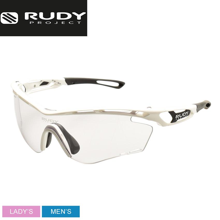 RUDY PROJECT ルディプロジェクト サングラス ホワイト トラリクス TRALYX SP397369-0001 メンズ レディース インパクトX スポーツサングラス ロードバイク サイクリング ランニング 軽量 調光レンズ