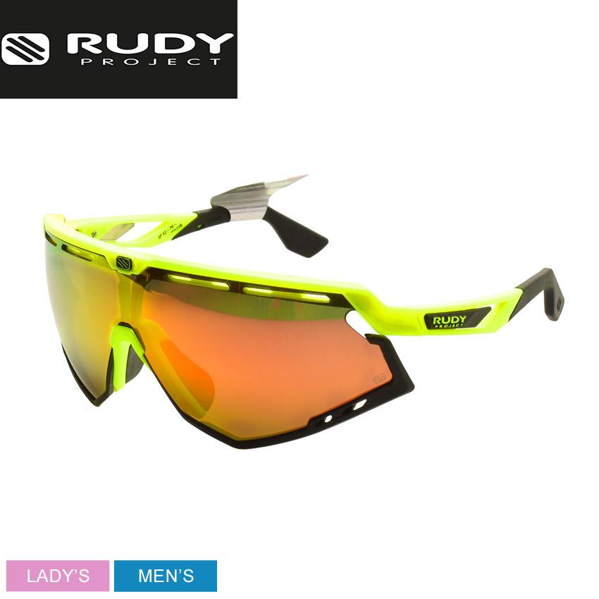 RUDY PROJECT ルディプロジェクト サングラス イエロー ディフェンダー DEFENDER SP524076-0000 メンズ レディース スポーツサングラス ロードバイク サイクリング ランニング 軽量