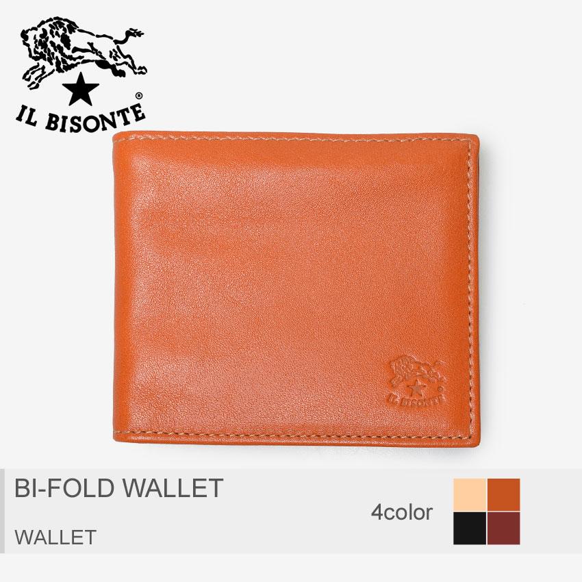 IL BISONTE イルビゾンテ 財布BI フォールド ウォレット BI-FOLD WALLETC0931 120 145 153 566 メンズ レディース 本革 人気 ブランド おしゃれ プレゼント 贈り物 レザー 格好いい アウトドア